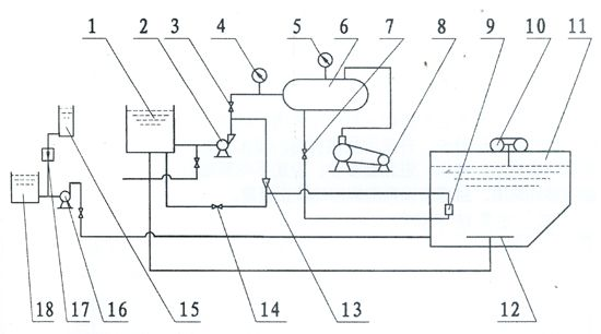 气浮小车电路图